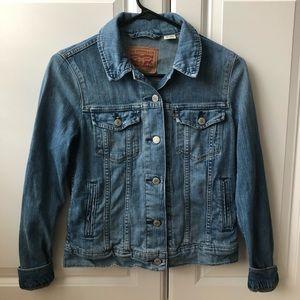Original trucker jean jacket